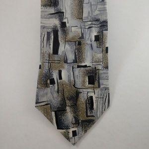 Cocktail collection men's silk tie